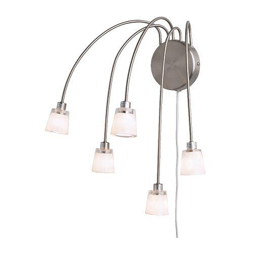 Mobili accessori e decorazioni per l 39 arredamento della for Ikea lampade da parete