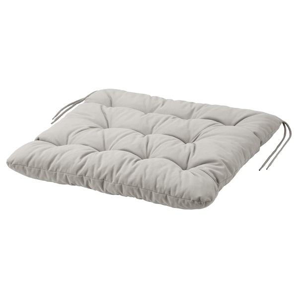 Cuscini Per Sedie Giardino Ikea.Kuddarna Cuscino Per Sedia Da Esterno Grigio 50x50 Cm Ikea