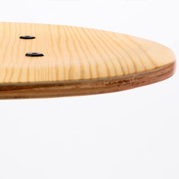 KULLABERG Sgabello, pino/nero