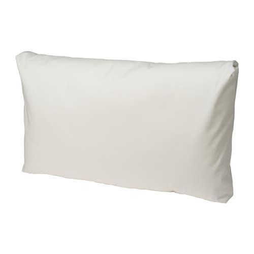 Kungs cuscino schienale da esterno bianco ikea for Cuscini da esterno ikea