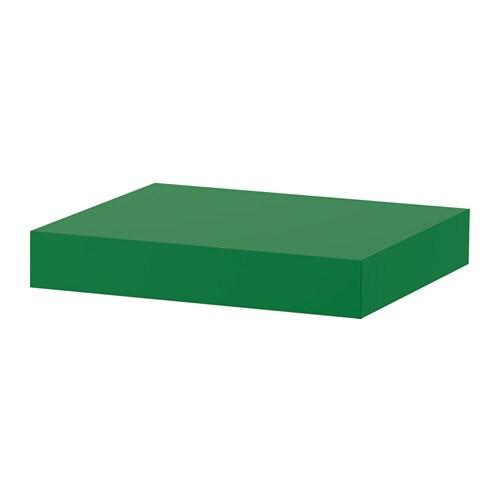 Lack mensola verde ikea for Mensole ikea lack