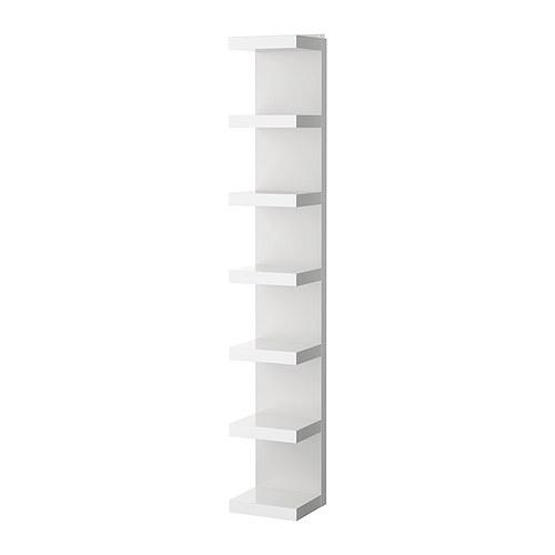 Mobili accessori e decorazioni per l 39 arredamento della casa ikea - Ikea lack scaffale ...