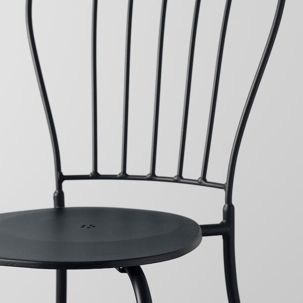 Sedie Da Giardino Firenze.Lacko Sedia Da Giardino Grigio Ikea
