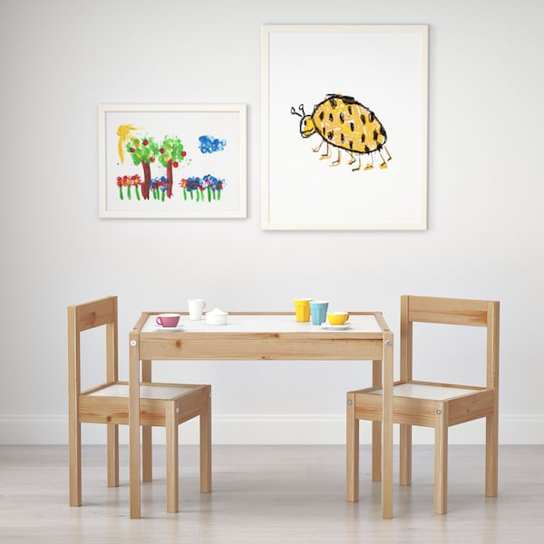 tavolo bambini legno ikea