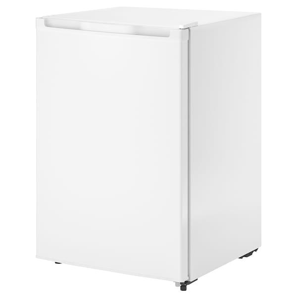 LAGAN Frigorifero con vano congelatore, freestanding/bianco, 97/16 l