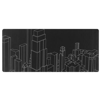 LÅNESPELARE Tappetino per mouse da gaming, fantasia, 90x40 cm