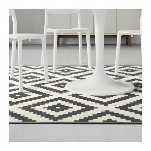 LAPPLJUNG RUTA Tappeto, pelo corto - 200x200 cm - IKEA
