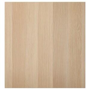Colore: Effetto rovere con mordente bianco.