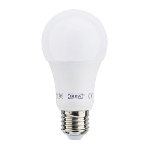 LEDARE Lampadina LED E27 IKEA I LED consumano circa l85% di energia ...