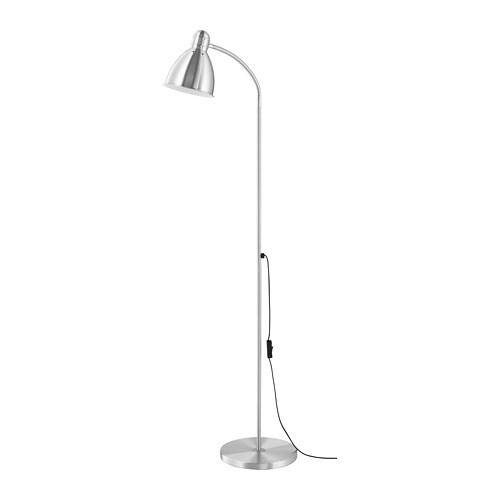 Lersta lampada da terra lettura ikea for Ikea lampade da scrivania