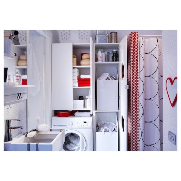 Arredo Bagno Lavanderia Ikea.Lillangen Mobile Per Il Bucato Bianco 40x38x179 Cm Ikea It