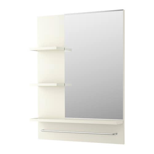 Lill ngen specchio bianco ikea - Lillangen mobile specchio ...