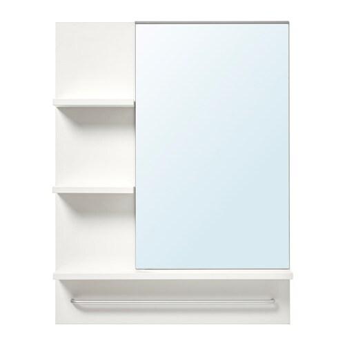 Lill ngen specchio bianco ikea for Coprisedia bianco ikea