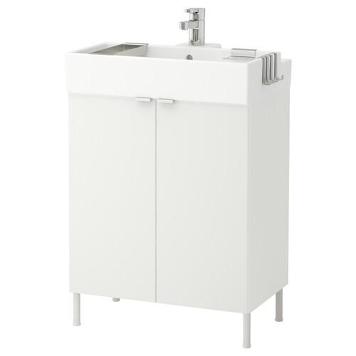IKEA LILLÅNGEN Mobile per lavabo con 2 ante