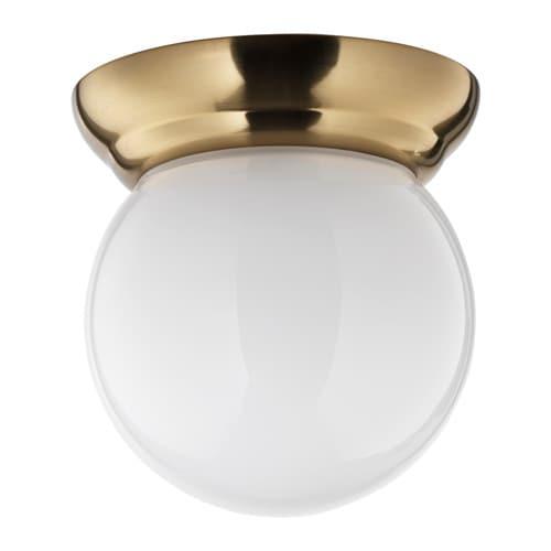 Lillholmen lampada da soffitto parete ikea for Ikea ventilatori da soffitto