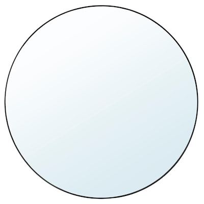 LINDBYN specchio nero 110 cm