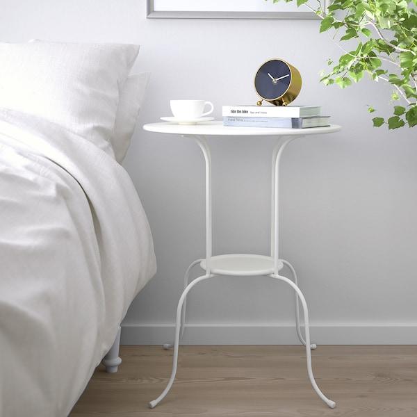 LINDVED tavolino bianco 68 cm 50 cm