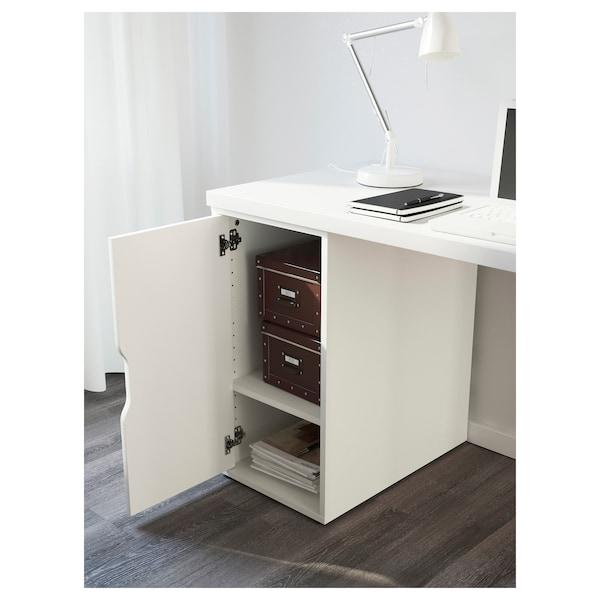 LINNMON / ALEX Tavolo, bianco, 120x60 cm