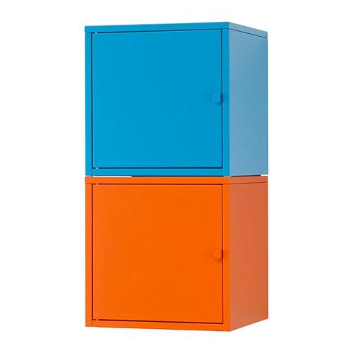 LIXHULT Combinazione di mobili - arancione/arancione - IKEA