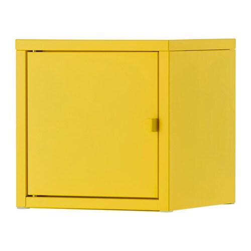 Lixhult mobile metallo giallo ikea - Ikea mobile metallo ...