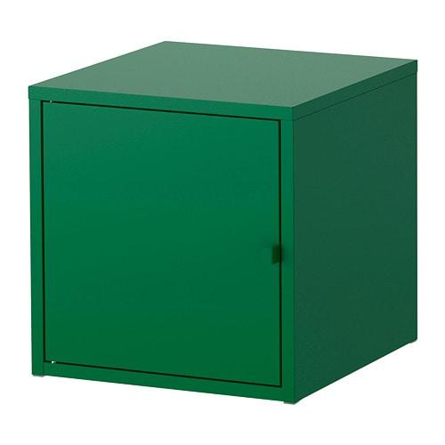 Lixhult mobile metallo verde scuro ikea - Ikea mobile metallo ...