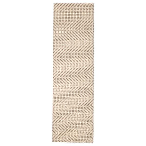 LJUVARE Runner, beige, 40x140 cm