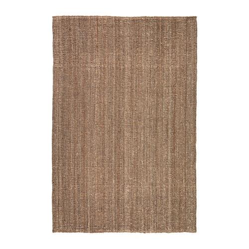Lohals tappeto tessitura piatta 160x230 cm ikea - Tapis en jonc de mer ikea ...
