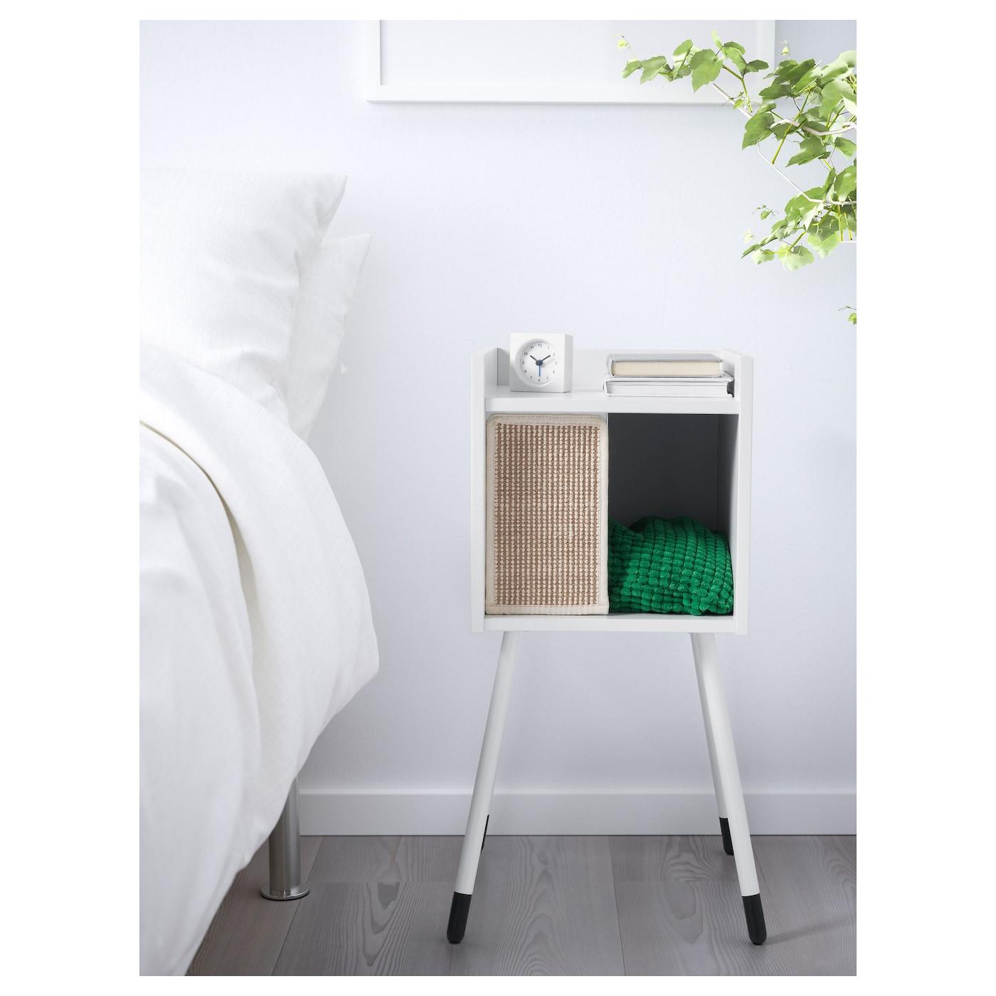 Gambe Per Mobili Ikea lurvig casetta con gambe per gatti - bianco