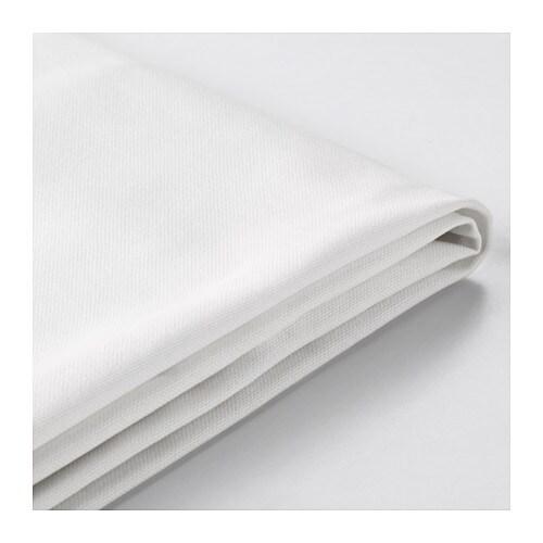 Lycksele fodera per divano letto a 2 posti ransta bianco - Letto ikea bianco ...
