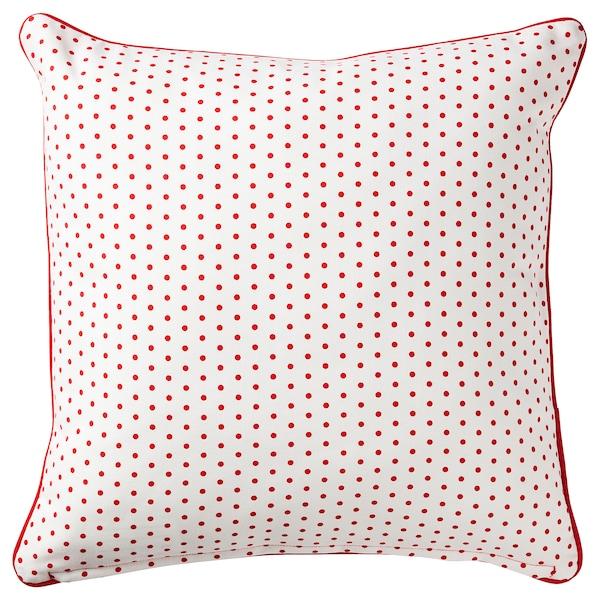 Cuscini Pois.Malinmaria Cuscino Rosso Bianco A Pois 40x40 Cm Ikea