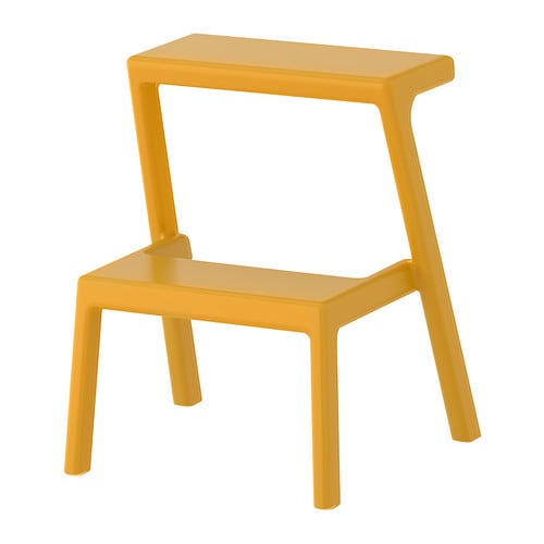 M sterby scaletta sgabello ikea for Ikea scaletta bagno