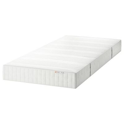 MATRAND Materasso in lattice, semirigido/bianco, 90x200 cm