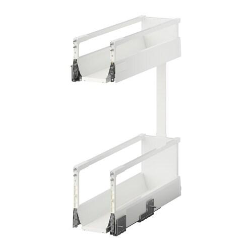 Maximera accessori interni estraibili ikea - Ikea cassetti cucina ...