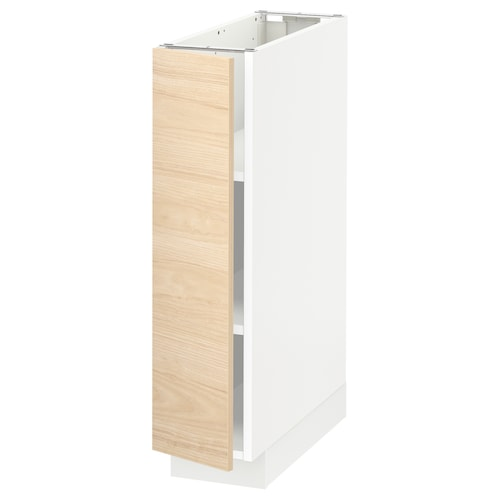 IKEA METOD Mobile base con ripiani