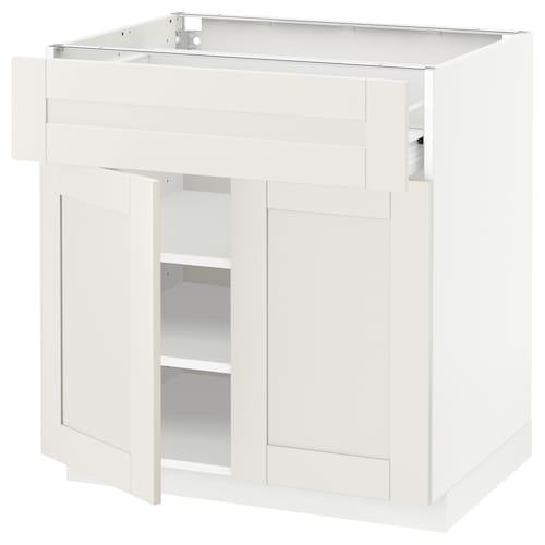 IKEA METOD / FÖRVARA Mobile con cassetto/2 ante