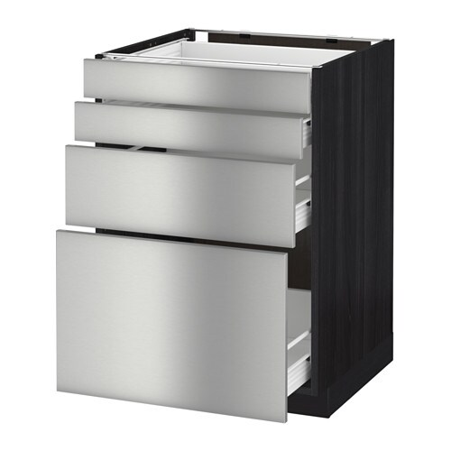 metod f rvara mobile 4 frontali 4 cassetti ikea. Black Bedroom Furniture Sets. Home Design Ideas