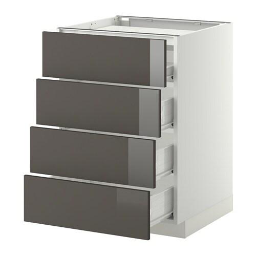 Metod f rvara mobile p cottura 4frontali 4casset - Ikea elettrodomestici da incasso ...