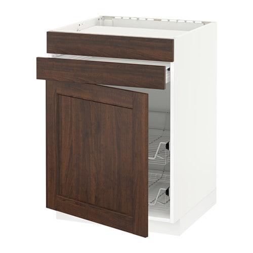 metod f rvara mobile piano cottura casset 2cestel ikea. Black Bedroom Furniture Sets. Home Design Ideas