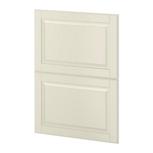 Metod 2 frontali per lavastoviglie bodbyn bianco sporco ikea - Ikea elettrodomestici da incasso ...