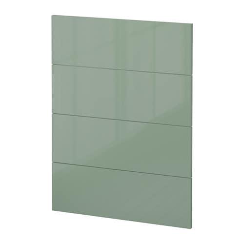 Metod 4 frontali per lavastoviglie kallarp lucido verde - Ikea mobile lavastoviglie ...