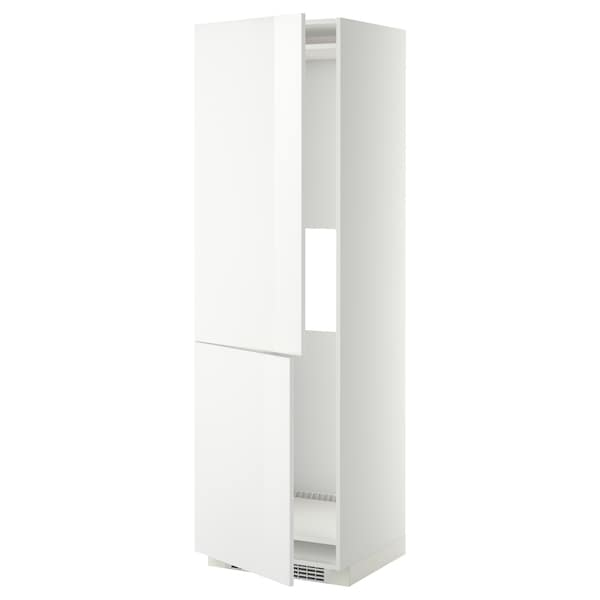 Frigo A Due Ante.Metod Mobile Frigo O Congelatore 2 Ante Bianco Ringhult Bianco