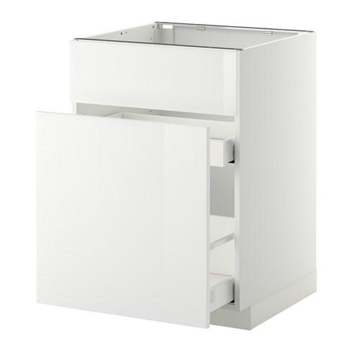 Metod maximera mobile lavello rifiuti 1anta 2cass - Ikea mobile lavello ...