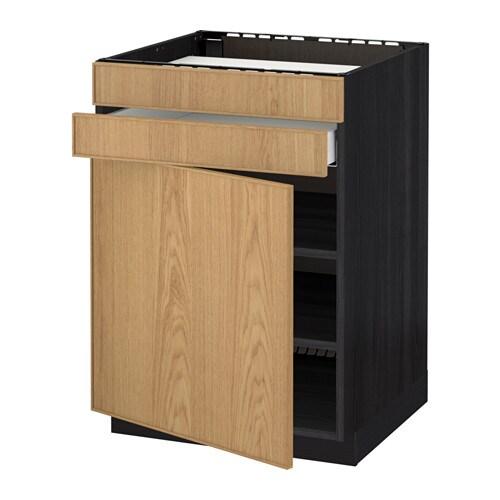 Metod maximera mobile piano cott anta 2front 1cass - Trattare piano legno ikea ...