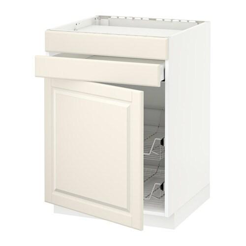 Metod maximera mobile piano cottura casset 2cestel ikea for Piano cottura angolare ikea