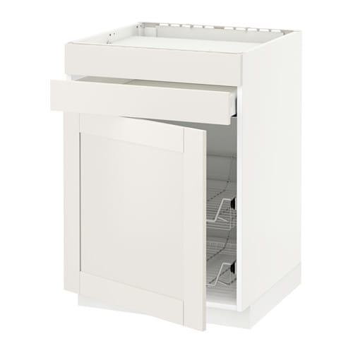 Metod maximera mobile piano cottura casset 2cestel ikea - Mobile per piano cottura ...