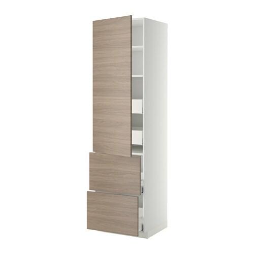 METOD / MAXIMERA Mobile/ripiani/4cassetti/anta/2fron IKEA Il cassetto ...