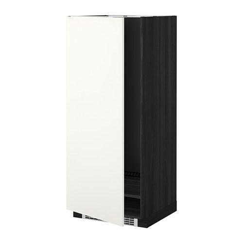 METOD Mobile alto per frigocongelatore  effetto legno