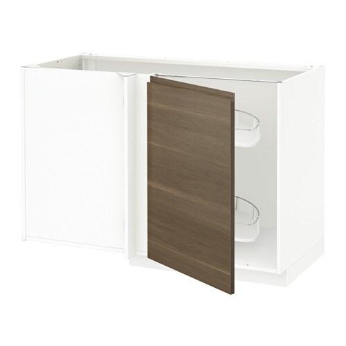 METOD Mobile base angolare/cestello estr. IKEA