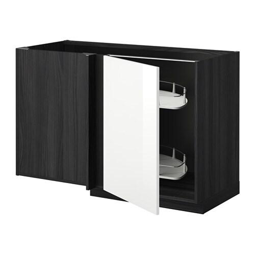 Metod mobile base angolare cestello estr ikea for Ikea mobile angolare