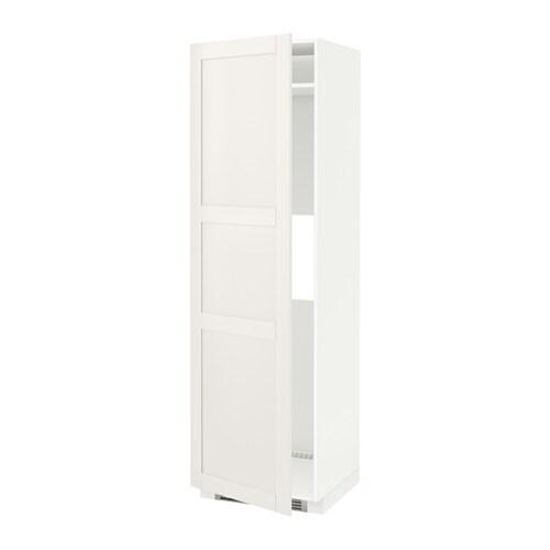 Metod mobile frigo o congelatore anta bianco s vedal - Mobile frigo incasso ...
